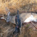 Oklahoma Trophy White Tail Buck Muzzleloader Hunt