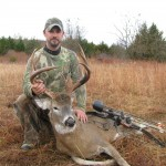 Oklahoma Trophy White Tail Buck - 2010