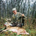 Oklahoma Trophy White Tail Buck - Mike Engster