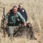 Namibia Trophy Hunt - Baboon