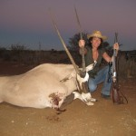 Namibia Trophy Hunt - Oryx
