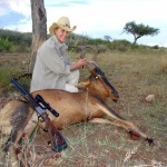 Namibia Trophy Hunt - Hartebeest