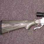 Ruger Singer Rifle